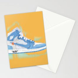 Jordan Jumpman Shoes Airjordans Michael 23  Stationery Cards