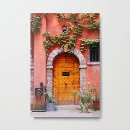 La Porte Metal Print