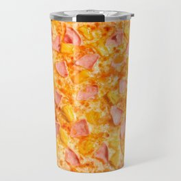 Pineapple Pizzas are People Too. Travel Mug