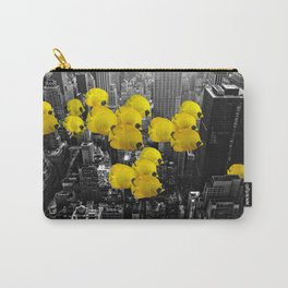 Urban Animals Tangs Carry-All Pouch
