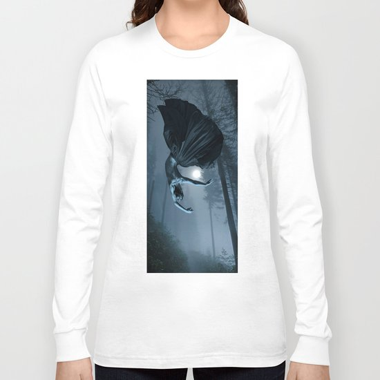 Dancing in the sky Long Sleeve T-shirt