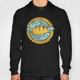 Loaves and Fishes II Hoody
