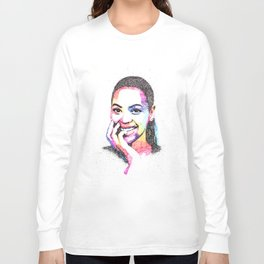Queen B Long Sleeve T-shirt