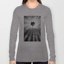 Palm Tree Retro Long Sleeve T-shirt