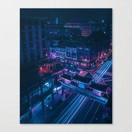 DC Chinatown Canvas Print