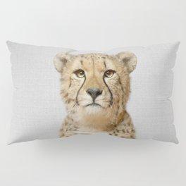 Cheetah - Colorful Pillow Sham