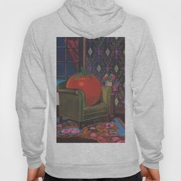 Therapy With A Tomato Milton Glaser - Tomato- Something unusual is going on here - 1978 Hoodie