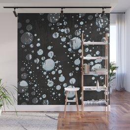 Cosmic Bubbles Print Wall Mural