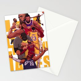 King james of Champion Stationery Cards