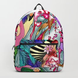 Acid Trip Backpack