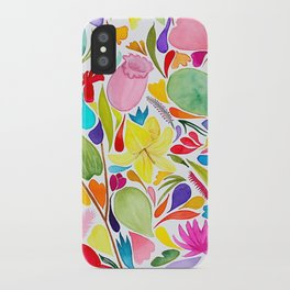 Meditation on Giverny II iPhone Case
