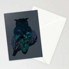 Owlscape Stationery Cards