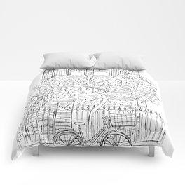 New York Doorstep Comforters