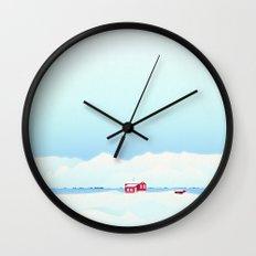 Dale-bay winters Wall Clock