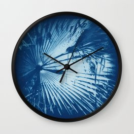 Palm's Up Wall Clock