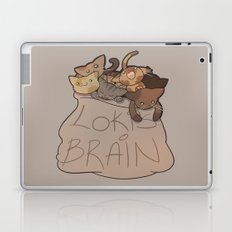 Loki's Brain Laptop & iPad Skin