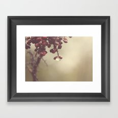 Keep Holding On Framed Art Print