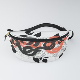 Intertwined Fanny Pack
