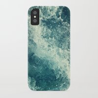 photograph iPhone & iPod Cases featuring Water I by Dctr. Lukas Brezak
