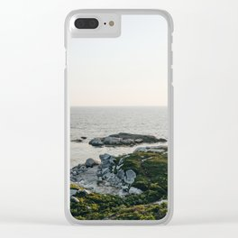 Polly's Cove Clear iPhone Case