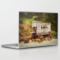 chuck Laptop & iPad Skins featuring Chuck Wagon by Mary Timman