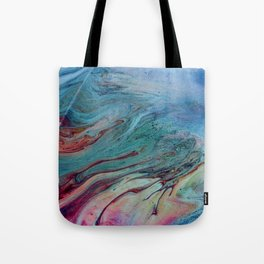 That Touch of Teal Tote Bag