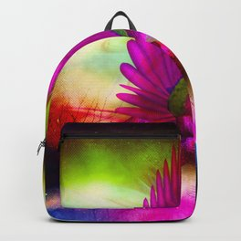 hummingbird in space Backpack