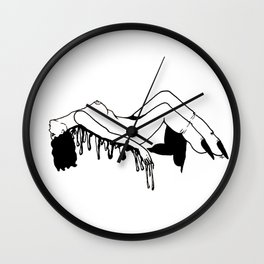 Can I Get Your Digits Wall Clock