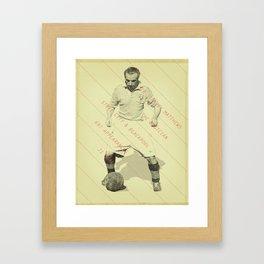 Matthews Framed Art Print