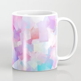 iDeal - Squared Pastel Coffee Mug