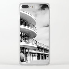 The stunning and iconic De La Warr Pavilion Clear iPhone Case
