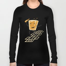 Hop-Scotch Long Sleeve T-shirt