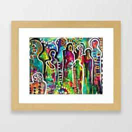 Dauphin Spirit Framed Art Print