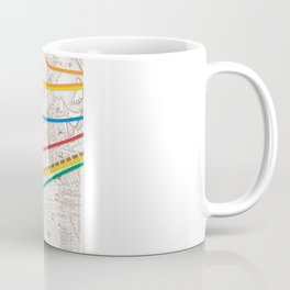 What the Future Awaits for New York I Coffee Mug
