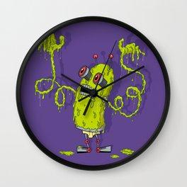 Snot Bot Wall Clock