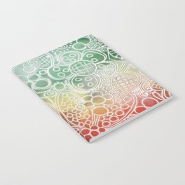 Christmas Bling Notebook