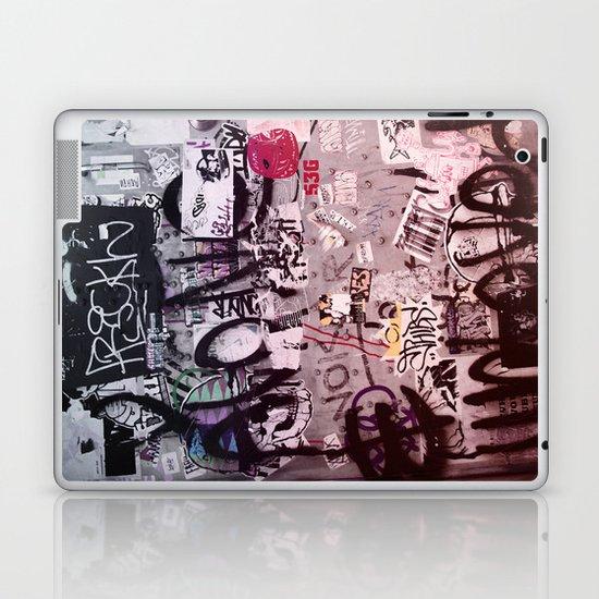 Writing's on the Wall Laptop & iPad Skin
