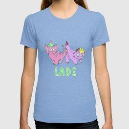 LADS T-shirt