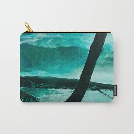 Tempest Island (Colder Version) Carry-All Pouch