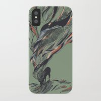 huebucket iPhone & iPod Cases featuring Dream Again by Huebucket