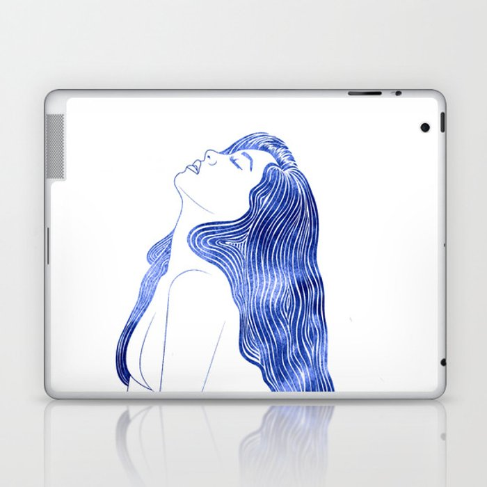 Nereid XXIII Laptop & iPad Skin