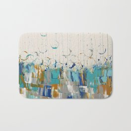 Save Water... Drink Champagne Bath Mat