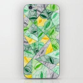 Cowrie shells iPhone Skin