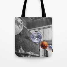 Beyond our solar system Tote Bag