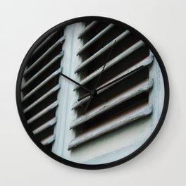 closed Wall Clock