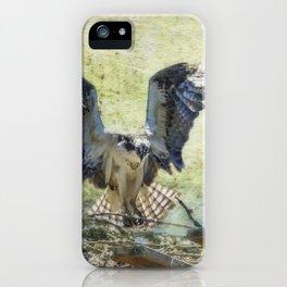 Wings Like an Angel iPhone Case