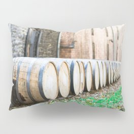 Bourbon Barrel Pillow Sham