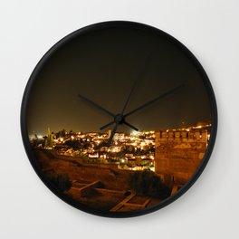 The City of Dreams Wall Clock