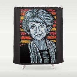 Bea Arthur  Shower Curtain