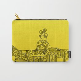 Yellow Submarine Solo Carry-All Pouch